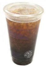 coffee-bean-tea-leaf iced coffee