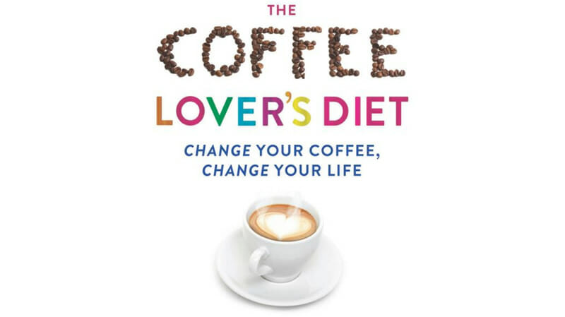 the coffee lovers diet by Dr. Bob Arnot