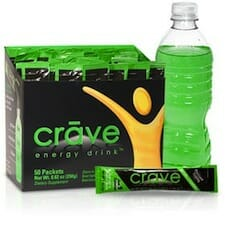 Crave Energy Drink Mix