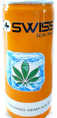 C+ Swiss Hemp Iced Tea