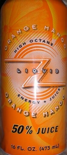 Liquid Z Energy Drink Review
