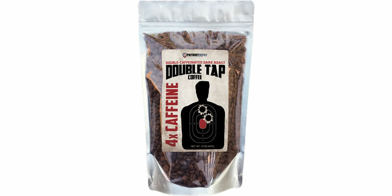double tap coffee