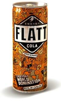 Flatt Energy Cola