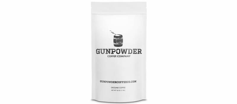 gunpowder coffee