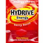 Hydrive Energy Chews