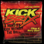 KickBrix Energy Chews
