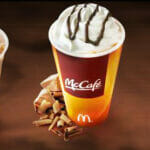 McCafe Coffee Caffeine Content