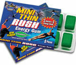 Mini Thin Rush: Energy Gum Review