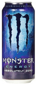Absolutely Zero  by Monster Energy