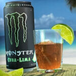Monster Cuba-Lima Energy Drink