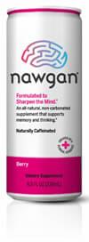 Nawgan Energy Drink: Brain Supplement