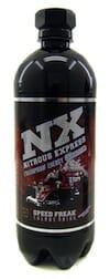 NX Energy Drinks: By Nitrous Express