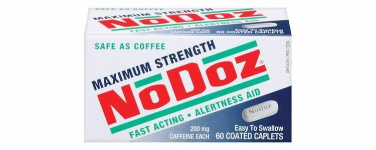 lethal dose of nodoz
