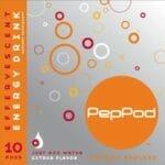 PepPod: Effervescent Energy Drink