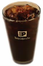 peets iced coffee