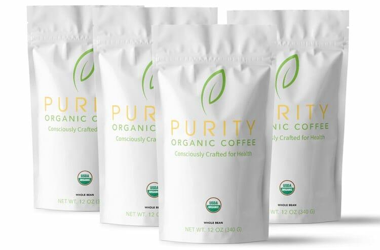 purity organic coffee