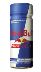 Red Bull Enters the Energy Shot Arena.