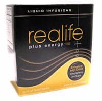 Realife Plus Energy: Liquid Caffeine