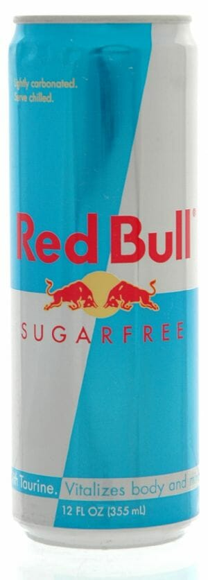 Red Bull May Cause Sticky Blood