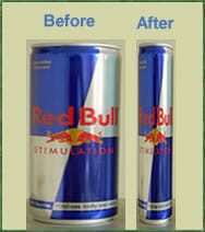 The Red Bull Diet