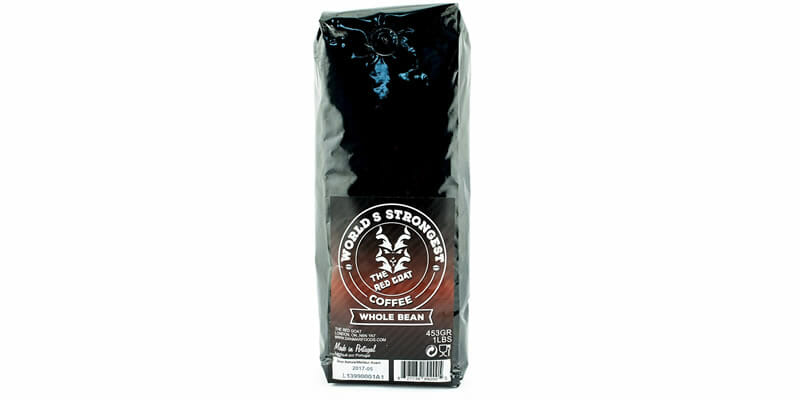 red goat coffee