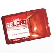 Reload Energy Strips: Reload With More Caffeine Please!