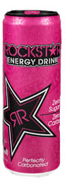 Rockstar Perfect Berry (Pink) Energy Drink Review
