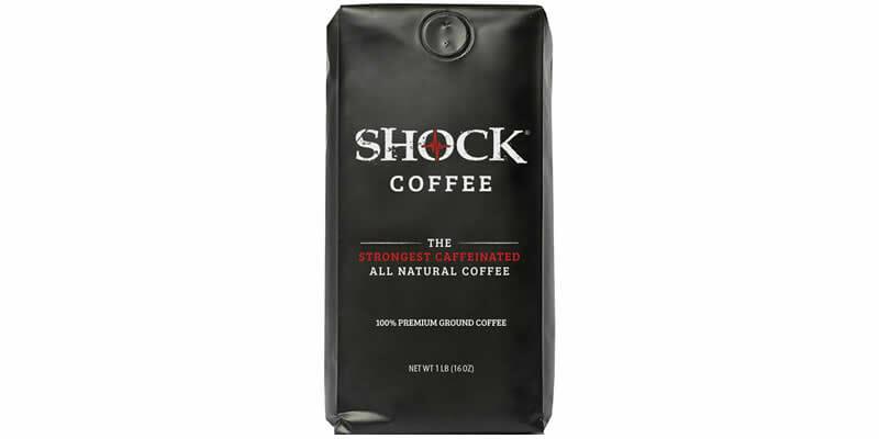 shock coffee