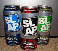 SLAP Energy Drinks Review