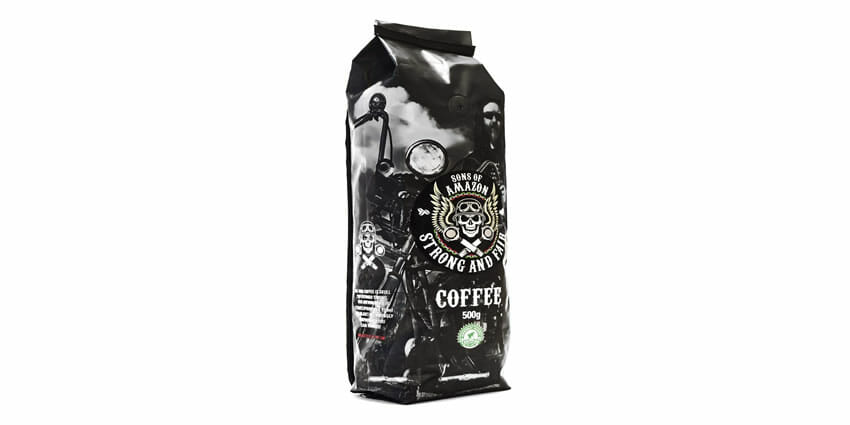 sons of amazon coffee