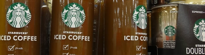 starbucks bottled coffee