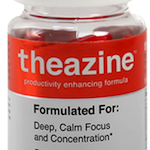 Theazine: Relaxed Energy Supplement