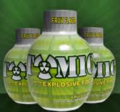 Tomic Energy Shot: Explosive Energy?