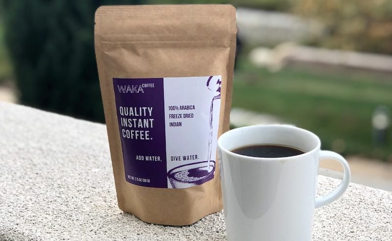 waka indian light roast