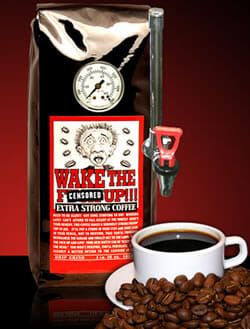 Wake the F Up!!! Coffee Review