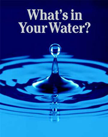 Caffeine is in Our Water Supply
