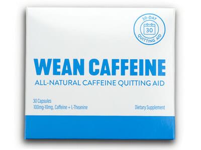 wean caffeine