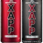 XAPP Protein Energy and Recovery Drinks