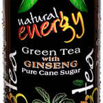 Xingtea Green Tea Natural Energy Drink Review