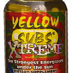 Yellow Subs: Xtreme Energy Caffeine Supplement